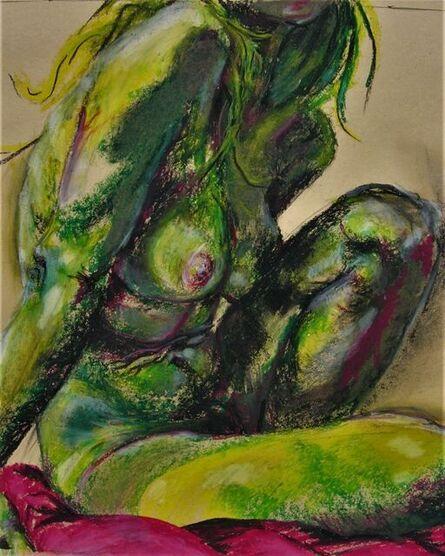 Annette Bentley, 'Self-portrait', ca. 2021