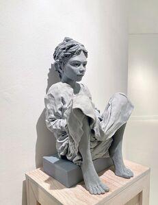 Server Demirtaş, 'Little Girl', 2020