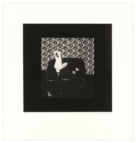 David Lynch, 'Distorted Nude Photogravure #6', 2021