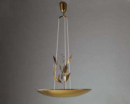 Paavo Tynell, 'Ceiling light model K2-33', 1950-1959