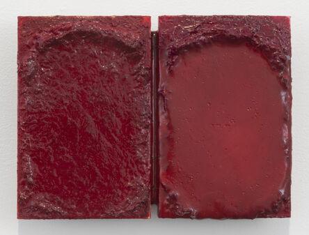 Alex Stolyarov, 'color mixing plate transfiguration'