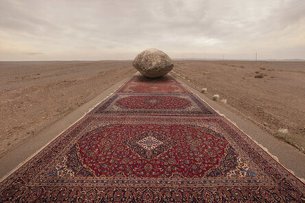 Jalal Sepehr, 'Red Zone', 2013-2015