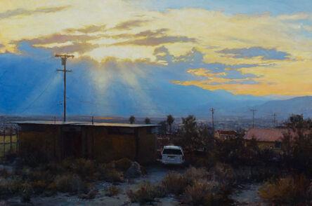 Carl Bretzke, 'Hot Springs Sunset', 2017