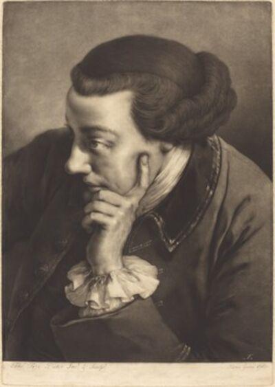 Thomas Frye, 'Imaginary Portrait of an English Gentleman', 1760