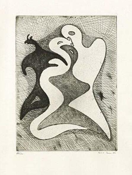 Max Ernst, 'Correspondances dangereuses', 1947