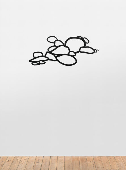 Julian Opie, 'Pebbles 2.', 2015