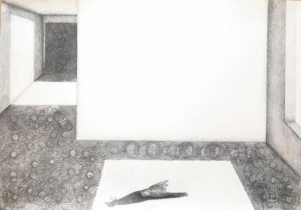 Sama Shahrouri, 'Artist's Bedroom      ', 2018
