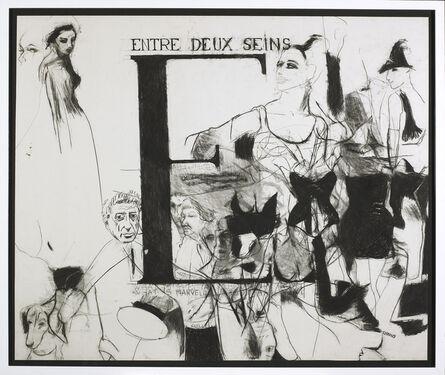 Jack Roth, 'Entre Deux Seins', 1962