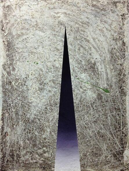 Wayne Adams, 'Purple Void', 2014