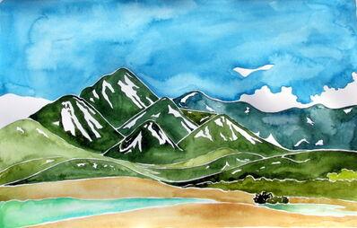 Scott Winterrowd, 'Mountains near Taos', 2016