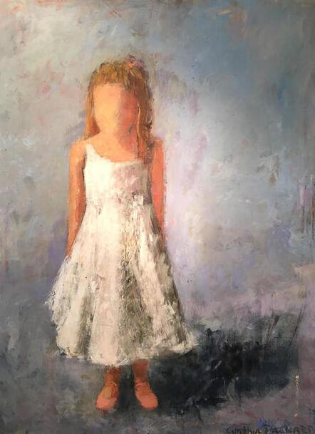 Cynthia Packard, 'In Blue', 2015