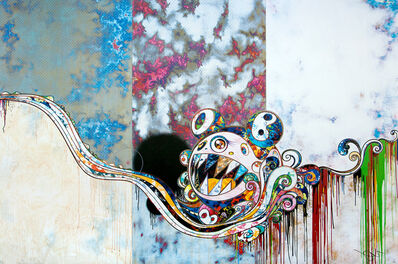 Takashi Murakami, '727777', 2016