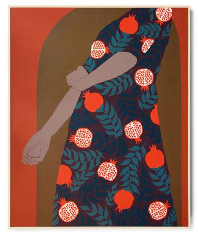 Carmen McNall, 'Pomegranates 2', 2021
