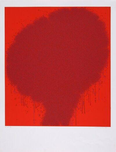 Bernd Berner, 'Untitled Abstract Composition', 1973