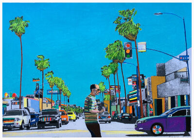 Fabio Coruzzi, 'This is West Hollywood #14', 2020