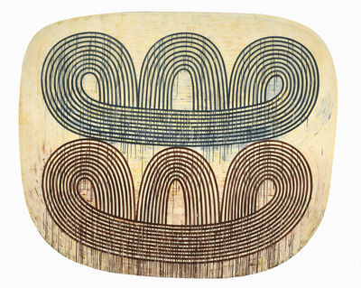 Steven Cushner, 'The Double Deck', 1993