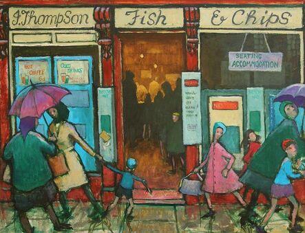Norman Cornish, 'J Thompson Fish & Chips'
