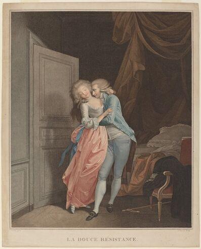 Salvatore Tresca after Louis-Léopold Boilly, 'Sweet resistance (La douce resistance)'