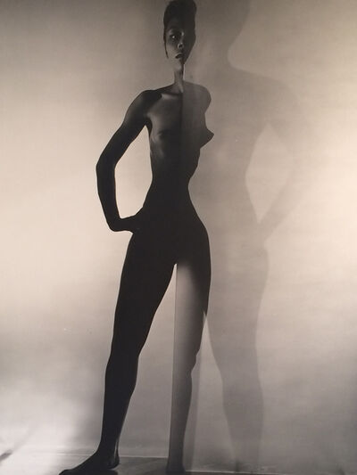 Erwin Blumenfeld, 'Bani Yelverton, New York', ca. 1958