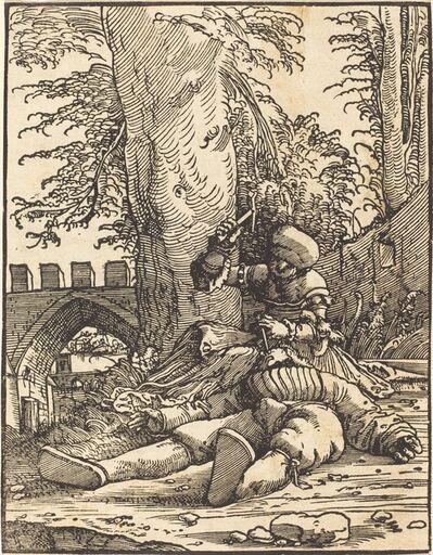 Albrecht Altdorfer, 'Jael and Sisera', ca. 1523