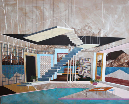 Charlotte Keates, 'Suspended Observation', 2016