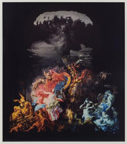 Helen Chadwick, 'Allegory of Misrule', 1986