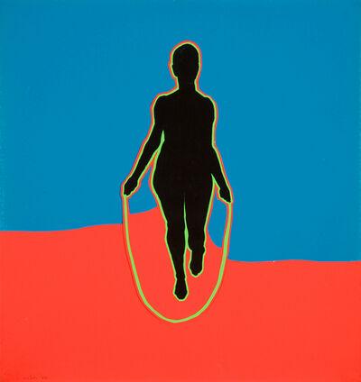 Idelle Weber, 'Jump Rope Lady', 1966