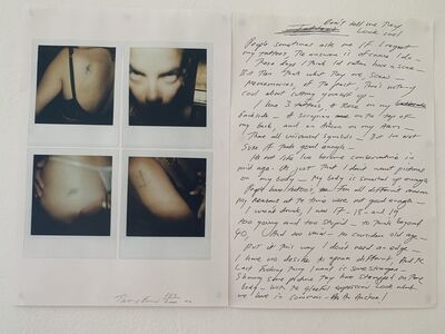 """Tracey Emin, 'TRACEY EMIN """"TATTOO"""" SIGNED & NUMBERED', ca. 2001"""