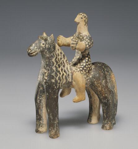 'Horse and Rider', ca. 550 BCE