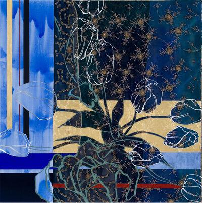 Robert Kushner, 'A Visit to Delft - Blue and White', 2018