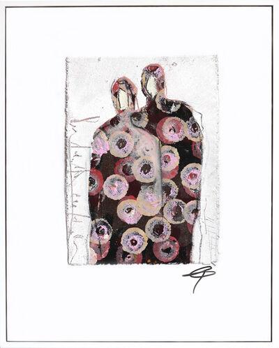 Edith Konrad, '837 (framed)', 2015
