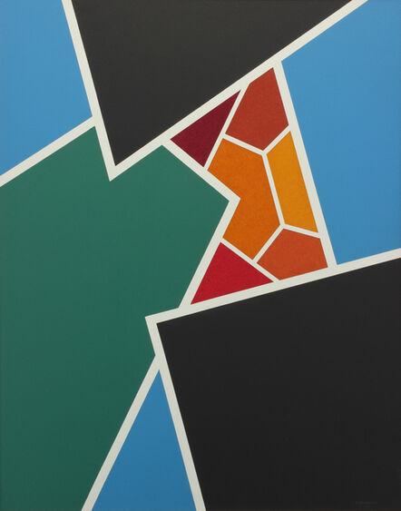 Raymond Jonson, 'Polymer No. 6', 1966