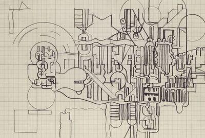 Eduardo Paolozzi, 'Abstract Geometric Studies'