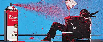 Mr. Brainwash, 'Max Spray', 2009
