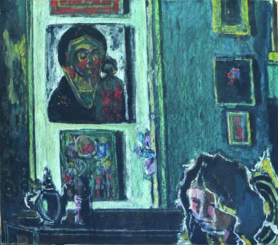 BRANKO KOVAČEVIĆ, 'From the Studio', 1979