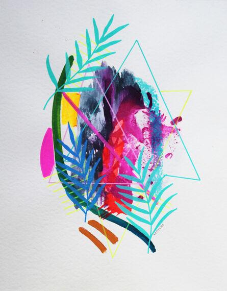 Sofia Neptuno, 'Make A Wish', 2017