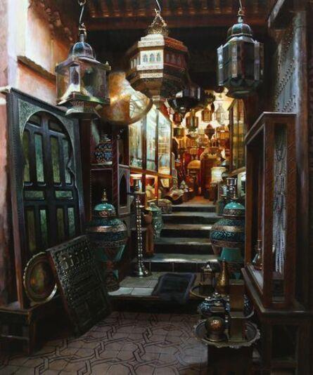 Rick Garland, 'Moroccan Glow ', 2020
