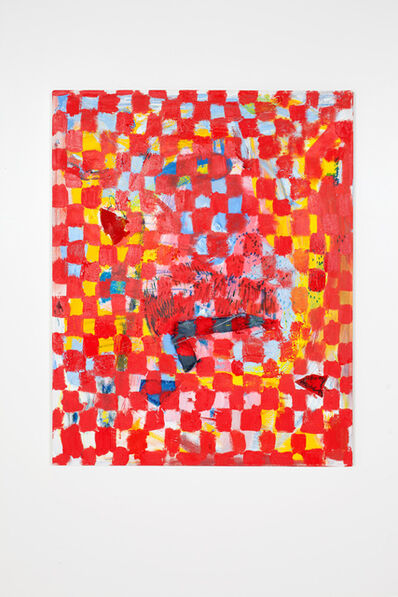 Jonathan Rajewski, 'Untitled (Red)', 2016