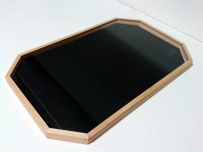 Cristiano Lenhardt, 'Litogravura (objeto de mesa),'