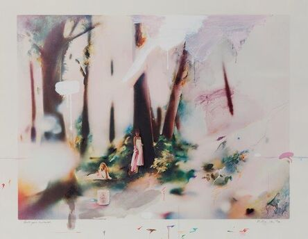 Richard Hamilton, 'Soft Pink Landscape', 1980