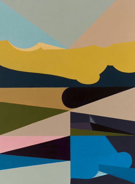 Mario Naves, 'Tavola', 2017