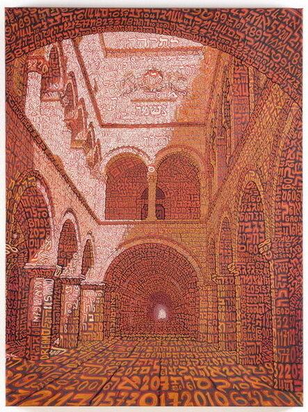 Tobia Rava, 'VELA di Codice RaMHaL', 2010