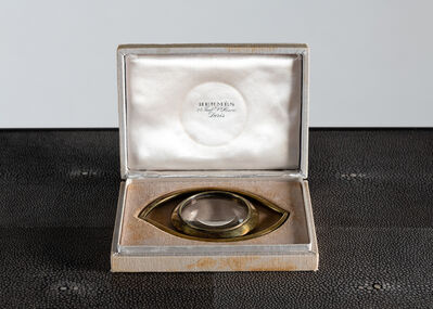 Jean Cocteau, 'Oeil de Cléopatre Magnifying Glass', ca. 1960