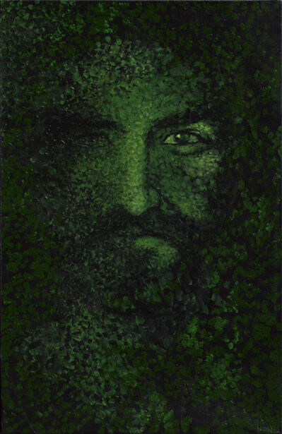 Philip Mantofa, 'MESSIAH ─ THE TREE OF LIFE ', 2017
