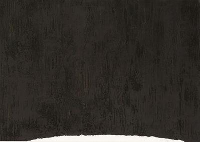 Richard Serra, 'Maillart Extended', 1989