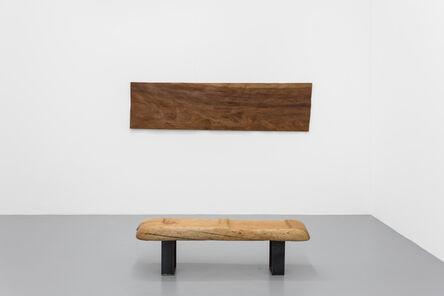 Claire de Santa Coloma, 'Bench for Contemplation', 2017