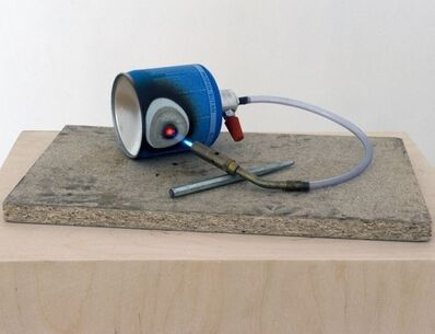 Ariel Schlesinger, 'Untitled (gas loop) No. 1', 2011