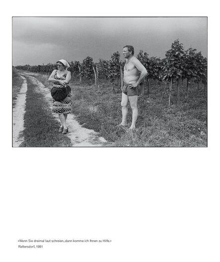 Seiichi Furuya, 'Staatsgrenze 1981-1983 (Rattersdorf)', 2016