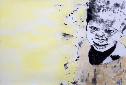 Lebohang Sithole, 'As I walked in the light ', 2020