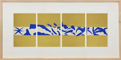 Henri Matisse, 'La Piscine I', 1958